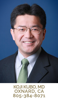 Valley Care Doctor - Koji Kubo, MD